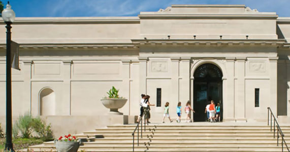 Drop in and Create Art at the Heckscher Museum
