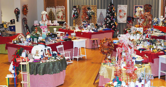 10th Annual Friends of the Library Holiday Craft Fair