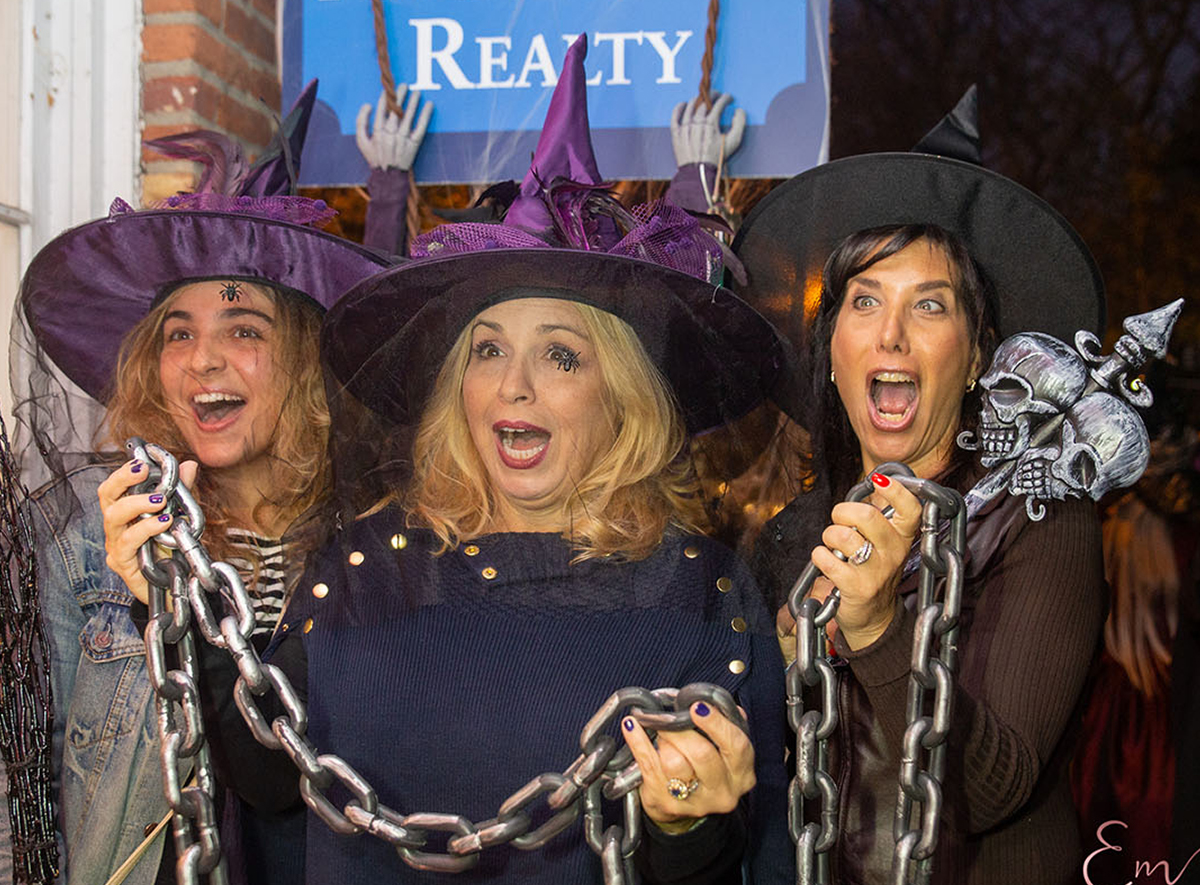 Photo Gallery: Witches Night Out 2019 in Cold Spring Harbor