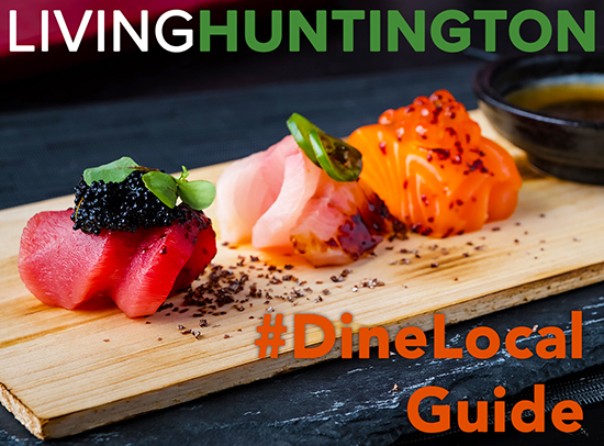 Living Huntington Dine Local Guide