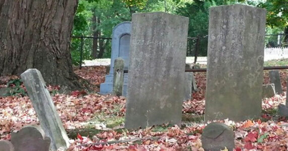 Tour of The Old Burying Ground 2021 | Huntington Historical Society