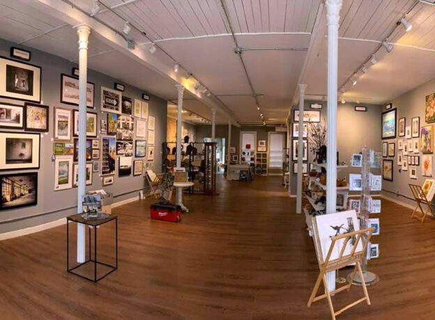 CALL FOR ENTRY: Honey, I Shrunk the Art | The Firefly Artists, Northport, NY