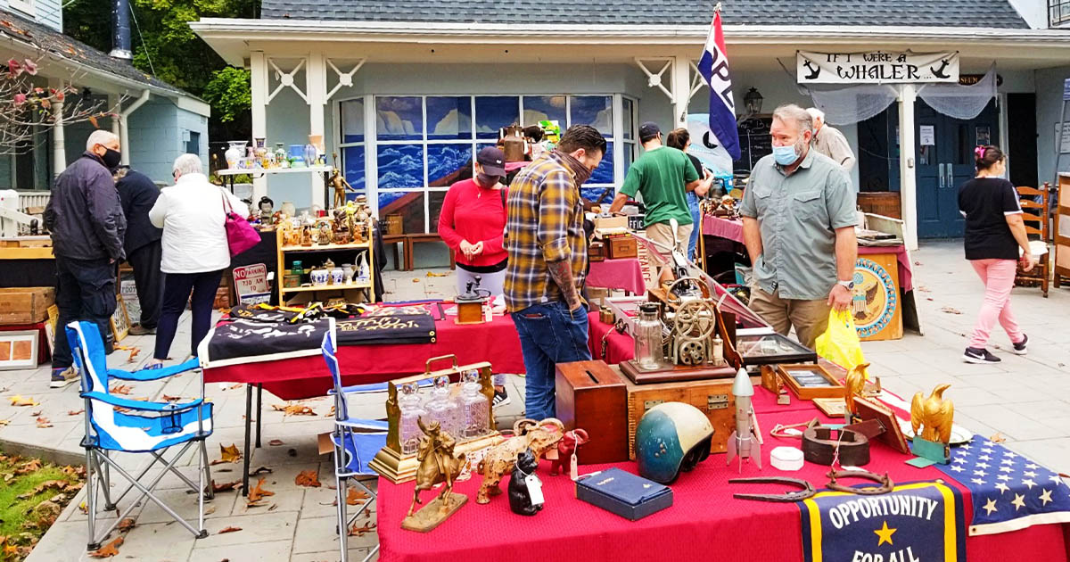 Something Old Antique Sale   The Whaling Museum & Education Center of Cold Spring Harbor