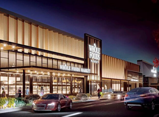 Is a Whole Foods Coming to the Huntington Shopping Center?